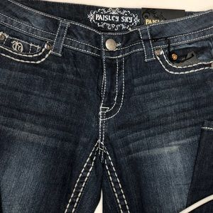 Paisley Sky Jeans - NWT Paisley Sky Jean | Size 4
